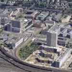 Typisches Beispiel von urbaner Unordnung Zürich West