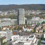 Typisches Beispiel von urbaner Unordnung Dietikon b. / Zürich
