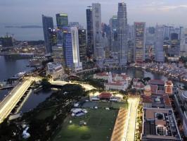 z. B. Singapur
