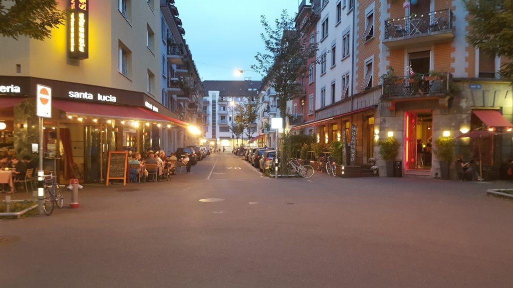 Beispiel Kreis 4 Zürich